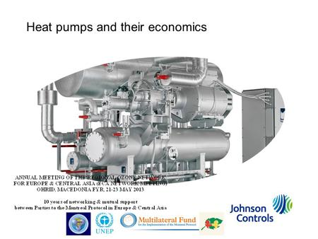 Heat pumps and their economics. There has been fluctuations before Johnson Controls2.