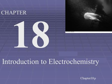 an introduction to the electrochemical cells Electrochemical cells and instrumentation (chapter 6, 50 pp,  this book provides an excellent introduction to the various applications of electrochemistry and.