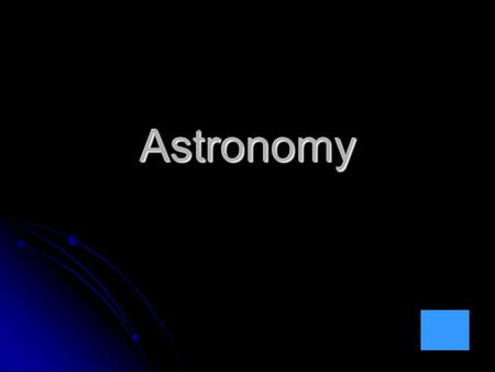 Astronomy. The Solar System Our solar system consists of one Sun, eight planets, a few dwarf planets, and many, many, moons. Our solar system consists.