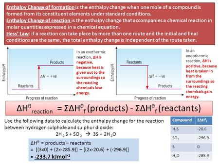 investigation of enthalpy change when mg is added to hcl essay Start studying experiment 6: enthalpy change for an acid-base reaction learn vocabulary, terms, and more with flashcards, games, and other study tools.