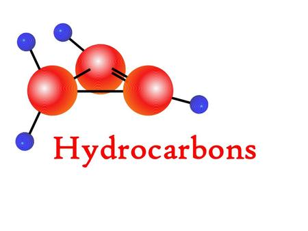 Hydrocarbons. Molecules which contain the elements HYDROGEN and CARBON ONLY Increasing molecular size Decreasing Flammability Increasing boiling point.