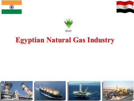 Egyptian Natural Gas Industry