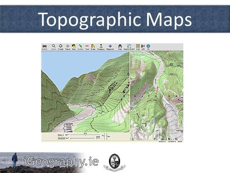 Topographic Maps. Scale Linear Scale Representative Fraction Statement of scale.
