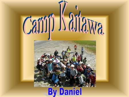 It was a warm but windy day and the year 5s were exploding with excitement … we were heading off to Camp Kaitawa!!! The Lake, the mountain, the Falls,