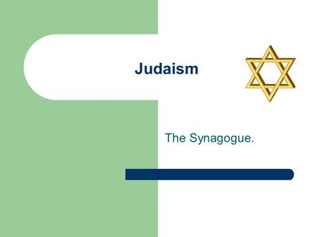 Judaism The Synagogue.. The Synagogue The Synagogue is the Jewish holy place. The word synagogue means meeting place. It is used for worship, learning,weddings.