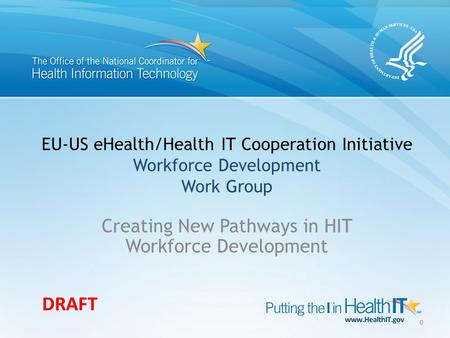 HIT Workforce Development