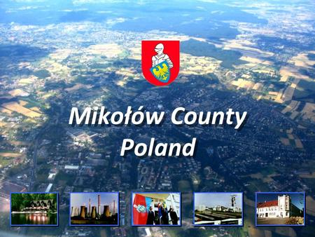 Mikołów County Poland. Geographical position Mikołów County on the map of Poland.