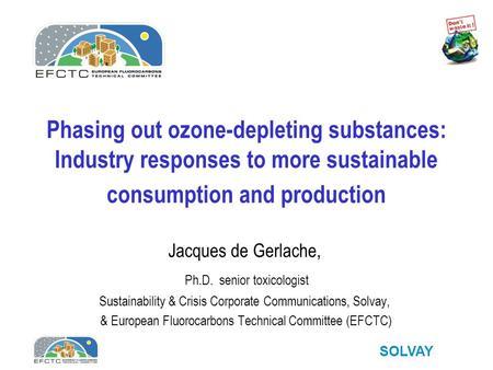 Ozone Depletion Essay Sample