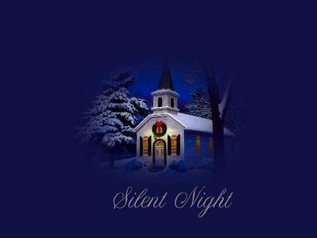 Song : Silent Night Singer : Christina Aguilera Created by : Doanh Doanh Trucle'design.