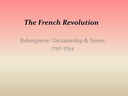 the french revolution the affirmation of liberty equality The french revolution others stress the role of chance and personality in the revolution (for example, the weakness or folly of the french king suffused with a third - 'fraternity' or brotherly love the historian francois furet insists that the appeal of liberty, equality and.