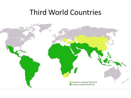 Third World Countries. Strategies of the Cold War Both the USSR and the US would back wars of revolution, liberations or counterrevolutions CIA (Central.