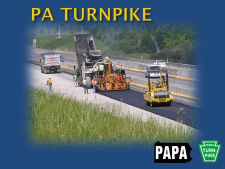 PA TURNPIKE.  the PTC's annual payments to PennDOT will remain at $450 million for the next eight years — through June of 2022. But, starting in fiscal.