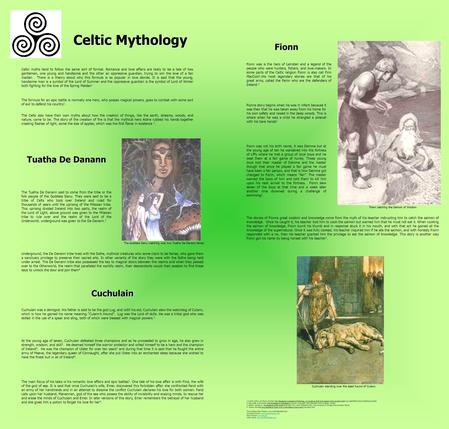 """college essays irish mythology 50 comments on """" 6 most tragic love stories in irish mythology (part one i was in college, taking my first irish lit class before i realized that most of these."""