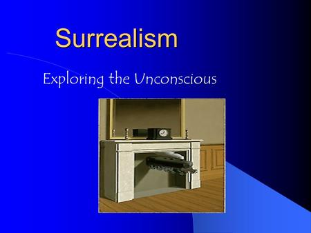 Surrealism Exploring the Unconscious Rene Magritte.