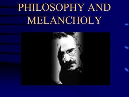 PHILOSOPHY AND MELANCHOLY. 1.PRISMATIC THINKING To what extent does Benjamin matches experiences and reflections? 2.ARCADES AND REPRODUCTIONS What is.