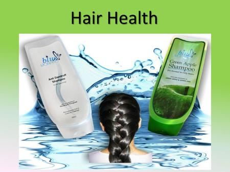 Hair Health. Anti Dandruff Shampoo Ginseng- Stimulates hair follicles. Fenugreek- Strengthens dry & damaged hair.