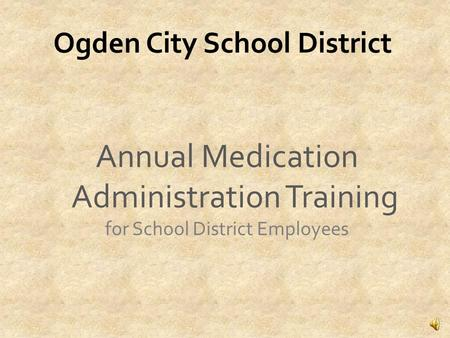 Ogden City School District
