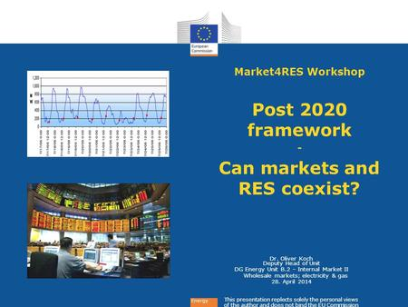 Can markets and RES coexist?