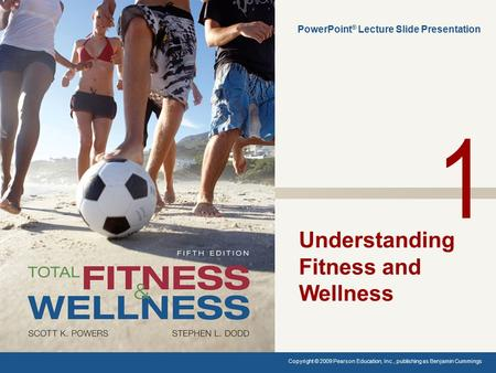 Learning Objectives Understand the wellness concept