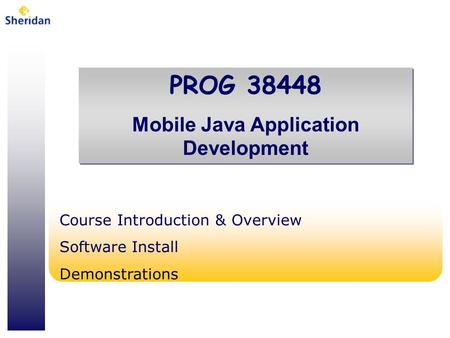 Course Introduction & Overview