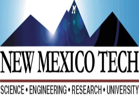 New Mexico Tech MEM Peter C. Anselmo 8 April 2008.