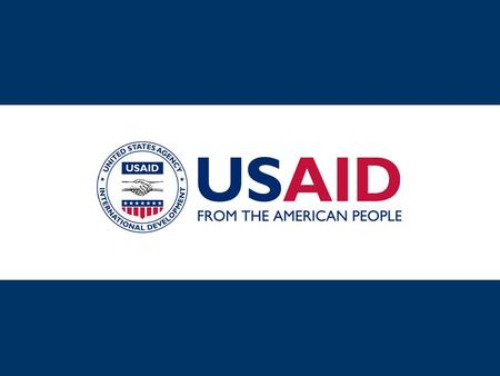 The United States Agency for International Development USAID, the U.S. government's agency for assistance, works in approximately 80 countries supporting.