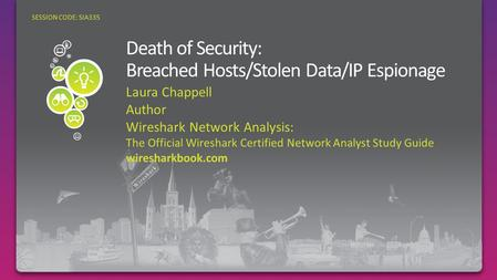Death of Security: Breached Hosts/Stolen Data/IP Espionage