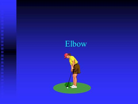 Elbow. Lateral Epicondylitis (tennis elbow) Pathology Pathology  30 – 50 years old  Repetitive micro-trauma  Chronic tear in the origin of the extensor.