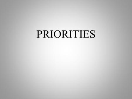PRIORITIES. AARP Tax-Aide Priorities BudgetsTraining E-Filing Reimbursements Security Accuracy Developing Leaders CertificationDonations Recruitment.