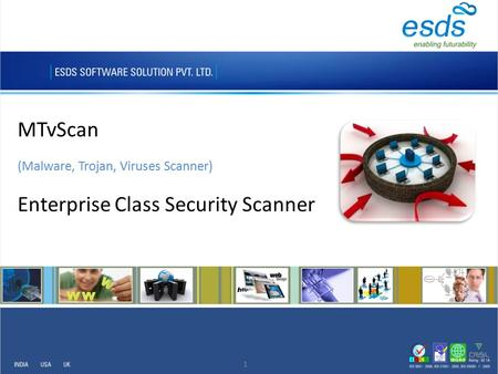 1 MTvScan (Malware, Trojan, Viruses Scanner) Enterprise Class Security Scanner.