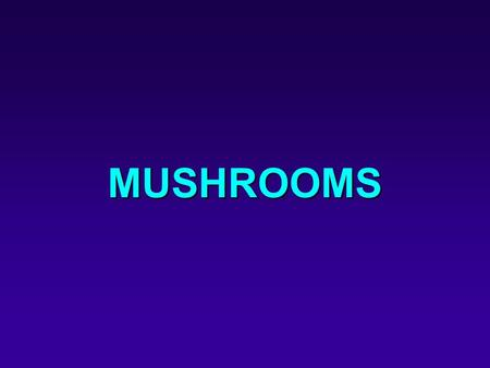 MUSHROOMS. Cyclopeptide Containing Mushrooms  mycology/fungi/amanphal.html.