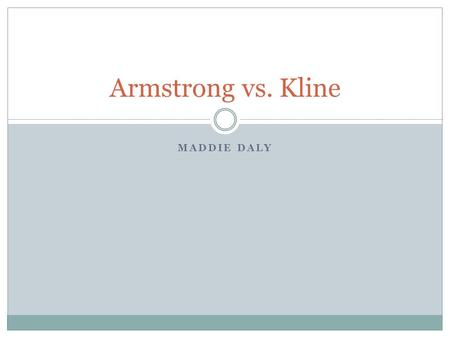 MADDIE DALY Armstrong vs. Kline. Before the lawsuit… Background information- 5 plaintiffs, all severely handicapped, attending school in Pennsylvania.