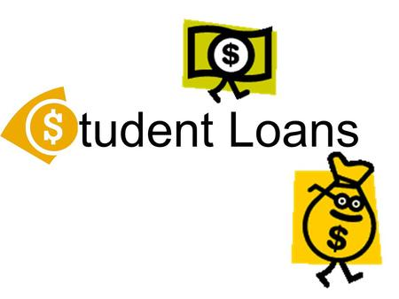 Tudent Loans. Three most common loans: Perkins –Current Rate 5% –Cap 5% –Grace Period 9 months Stafford –Current Rate 3.46& in school & 4.06& repaying.