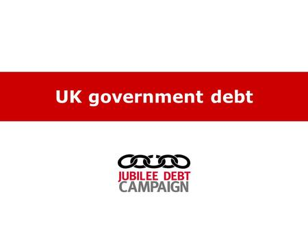UK government debt. Why did this cause a fuss?  (2:08 – 2:17)