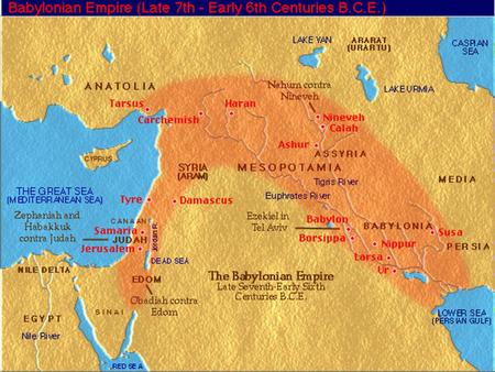 Chapter 2 - You rule them, but I rule you The Four Kingdoms: 1.Babylon 2.Medo-Persia 3.Greece 4.Rome …and…