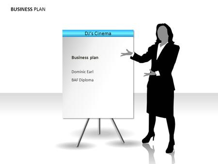 BUSINESS PLAN Business plan Dominic Earl BAF Diploma.