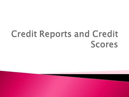  A record of your credit history that includes information about: ◦ Your identity ◦ Your existing credit ◦ Your public record ◦ Inquiries about you.