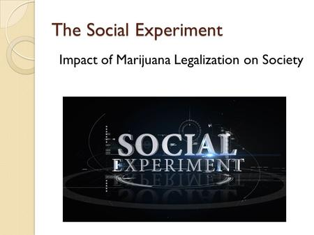 effects of marijuana on society Research has shown that marijuana's negative effects on attention, memory, and learning can last for days or weeks after the acute effects of the drug wear off.