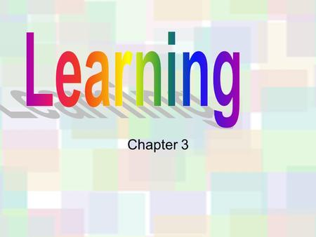 Chapter 3. Kolb's Experiential Learning Model Reflective Observation (discussion) Concrete Experience (exercises) Abstract Conceptualization (reading)