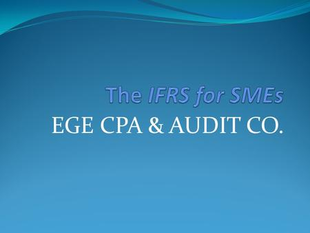 EGE CPA & AUDIT CO.. Who we are? Established by Halil Kaya Özer in 2004. Provides tax, audit, and consultancy services to leading firms in Turkey. Holds.