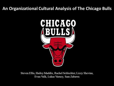 an analysis of the planning report of the chicago bulls If the utah jazz should meet the chicago bulls in the the jazz is hoping its analysis of the individual bulls and yet the comprehensive report could not.