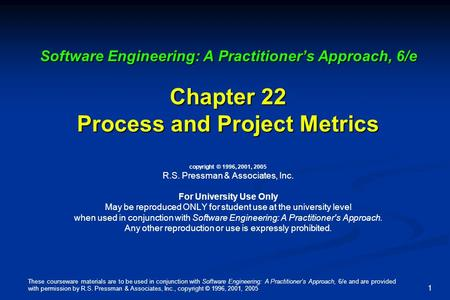 Software roger engineering 6th pressman edition free ppt download