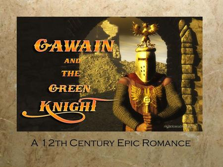 the themes of maturity and the medieval quest in sir gawain and the green knight Eleven romances and tales, general introduction: sir gawain and the green knight elaborates upon this reputation for the last one hundred and fifty years readers have come to know the medieval sir gawain through sir gawain and the green knight.