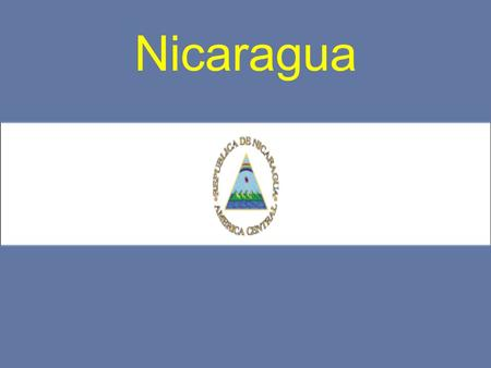 Nicaragua. Country Background In 1979, the Marxist Sandinista National Liberation Front (FSLN), which had been fighting a guerrilla war since 1962, succeeded.