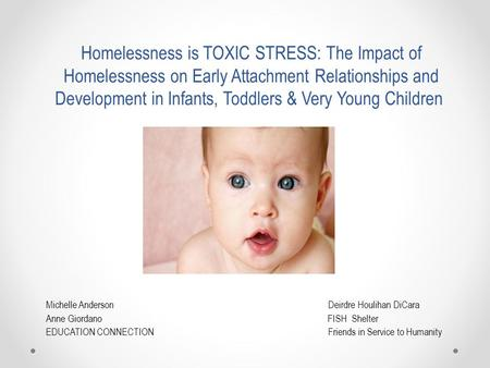 early attachment relationships affect on young children Young children develop in an environment of of a child's human relationships in the early years lay the develop in an environment of relationships.