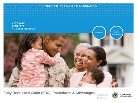 Fully Developed Claim (FDC) Program: Procedures & Advantages