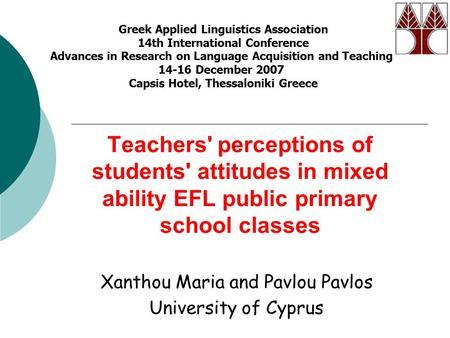 language learning strategies students and teachers perceptions pdf