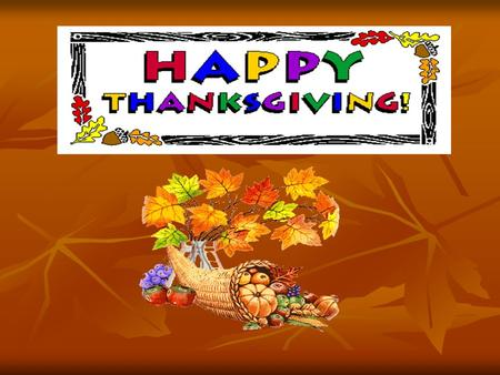 There is one day a year when all Americans stay home with their families and have a big dinner. It is Thanksgiving Day. It is the time when people give.