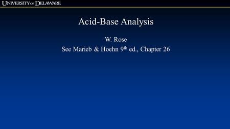 See Marieb & Hoehn 9th ed., Chapter 26