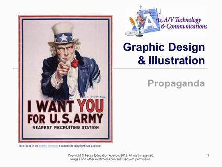 graphic design styles techniques of propaganda